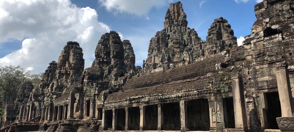 Southeast Asia Update #2 [Siem Reap,Cambodia]