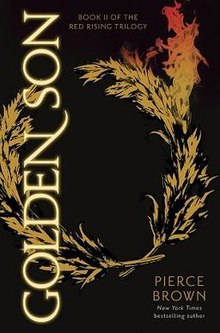 Book Review – Golden Son (Red Rising, #2) by Pierce Brown