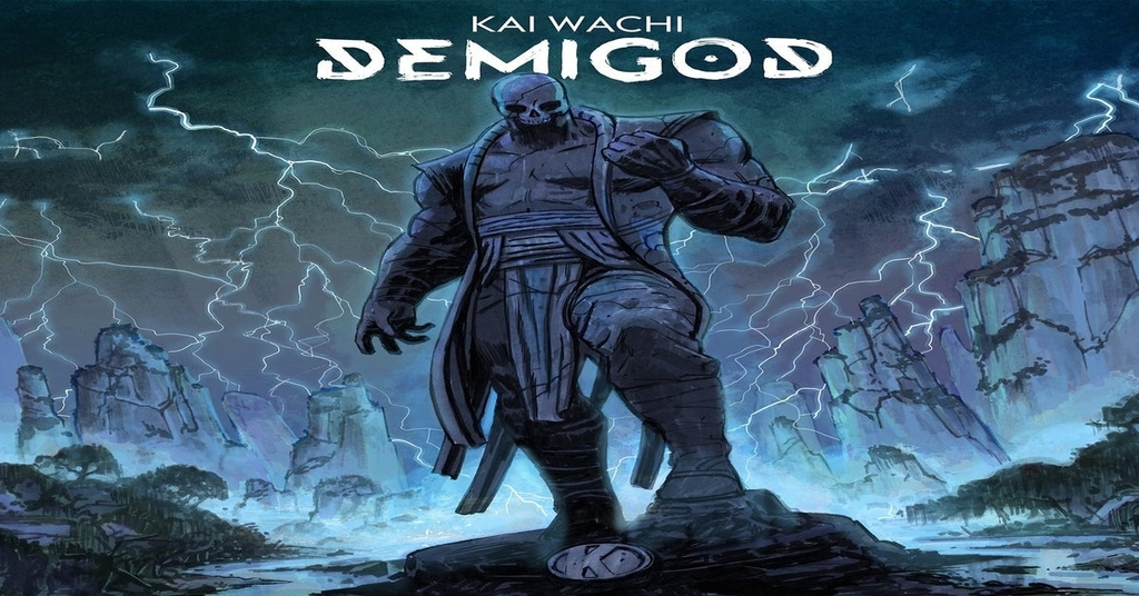 Album Review: Kai Wachi – 'DEMIGOD'