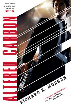 Book Review – Altered Carbon (Takeshi Kovacs, #1) by Richard K. Morgan