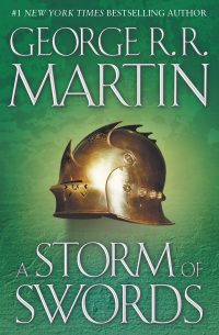Book Review – A Storm of Swords (A Song of Ice and Fire, #3) by George R.R. Martin