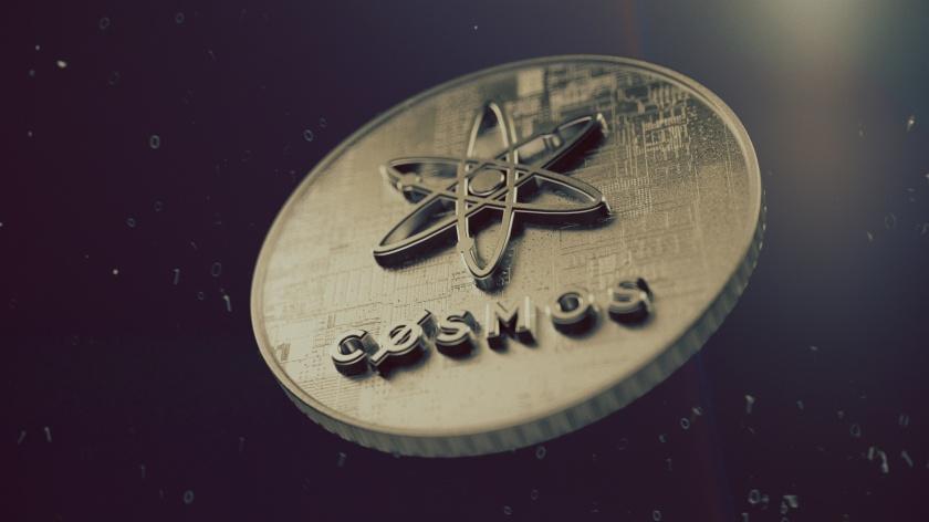 cosmos blockchain atom