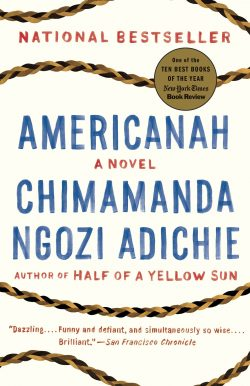 Book Review – Americanah by Chimamanda Ngozi Adichie